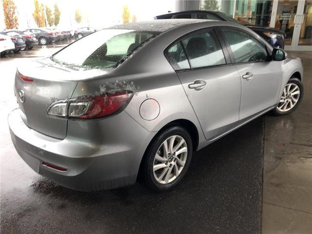 2013 Mazda Mazda3 GX (Stk: U3719) in Kitchener - Image 7 of 24