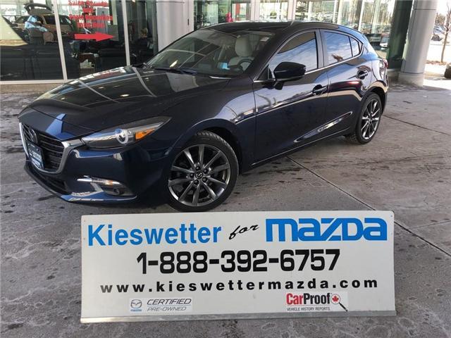2018 Mazda Mazda3 GT (Stk: 35145*) in Kitchener - Image 2 of 30