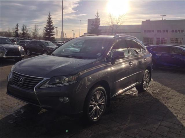 2014 Lexus RX 450h Base (Stk: 3885A) in Calgary - Image 4 of 13