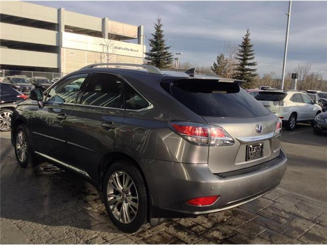 2014 Lexus RX 450h Base (Stk: 3885A) in Calgary - Image 5 of 13