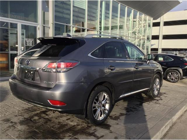 2014 Lexus RX 450h Base (Stk: 3885A) in Calgary - Image 7 of 13