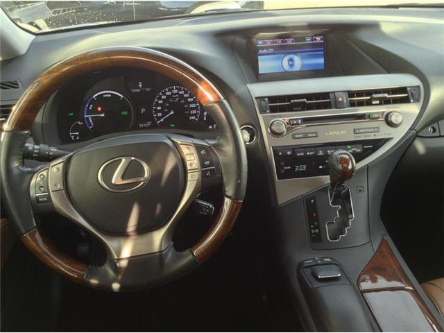 2014 Lexus RX 450h Base (Stk: 3885A) in Calgary - Image 12 of 13
