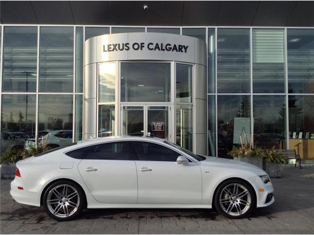 2012 Audi A7 Premium Plus (Stk: 3889A) in Calgary - Image 1 of 13
