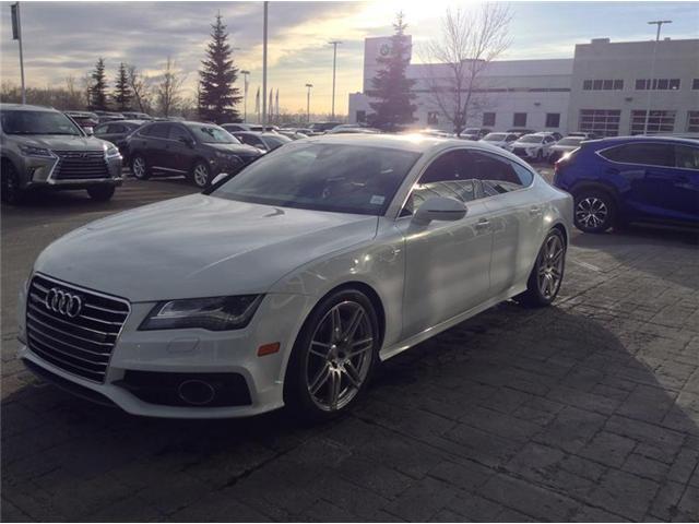 2012 Audi A7 Premium Plus (Stk: 3889A) in Calgary - Image 4 of 13