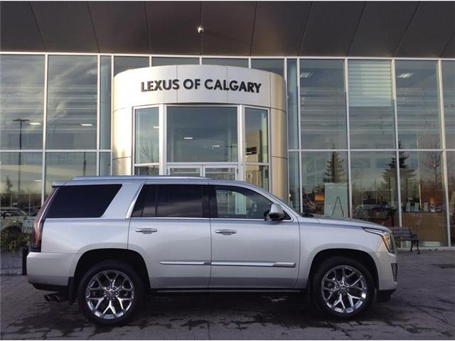 2016 Cadillac Escalade Platinum (Stk: 3890A) in Calgary - Image 1 of 16