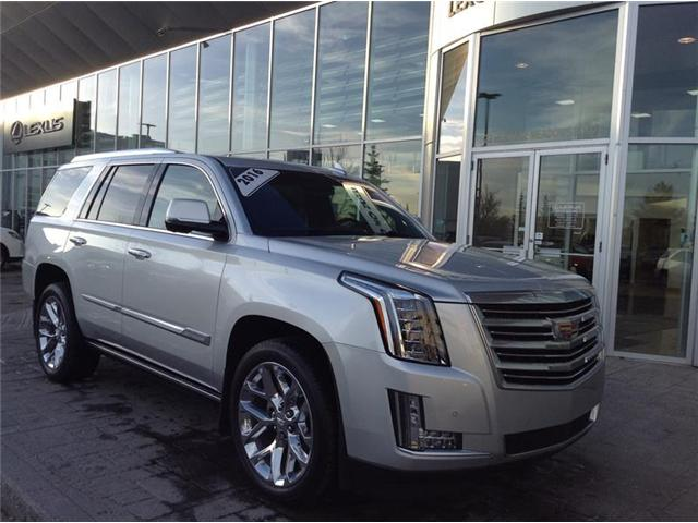 2016 Cadillac Escalade Platinum (Stk: 3890A) in Calgary - Image 2 of 16