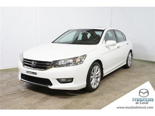 2013 Honda Accord Touring V6 (Stk: 52206A) in Laval - Image 1 of 28