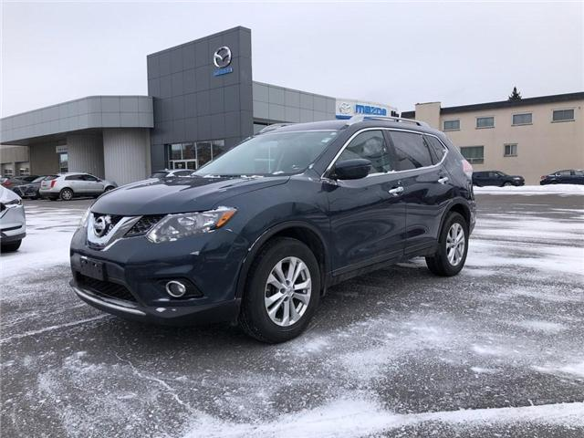2016 Nissan Rogue SV (Stk: 18T168A) in Kingston - Image 2 of 16