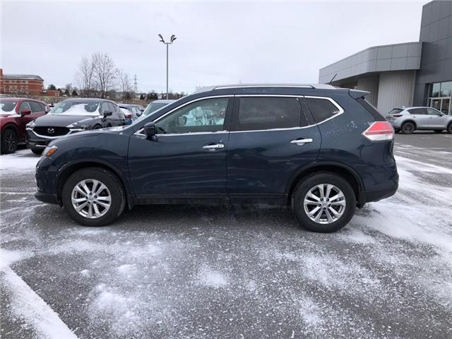2016 Nissan Rogue SV (Stk: 18T168A) in Kingston - Image 3 of 16