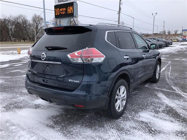2016 Nissan Rogue SV (Stk: 18T168A) in Kingston - Image 6 of 16