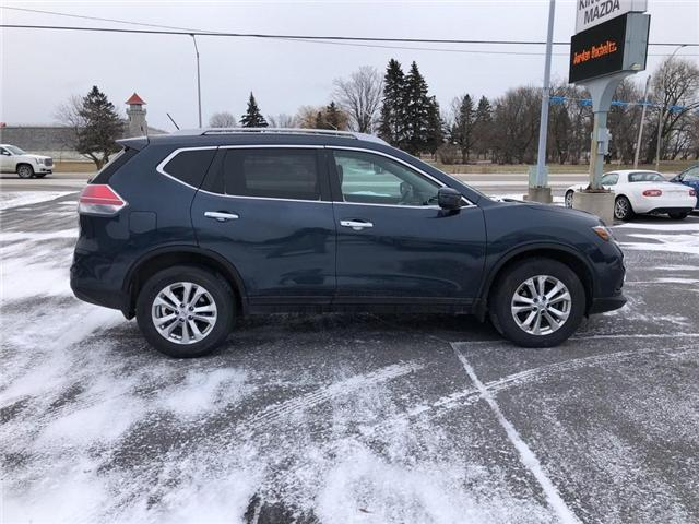 2016 Nissan Rogue SV (Stk: 18T168A) in Kingston - Image 7 of 16