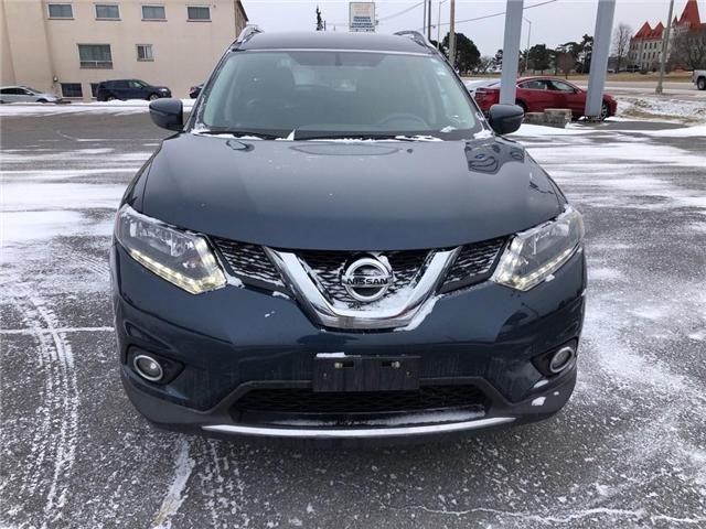 2016 Nissan Rogue SV (Stk: 18T168A) in Kingston - Image 9 of 16