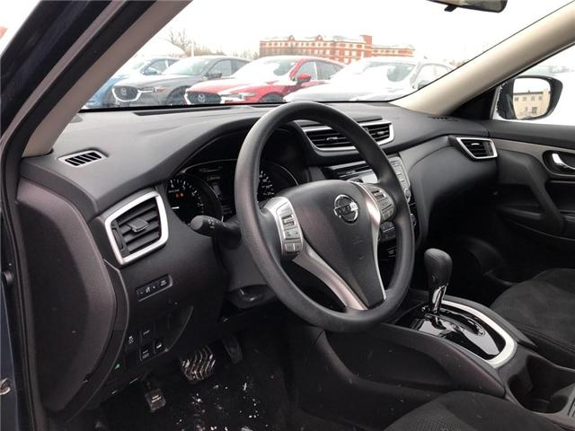 2016 Nissan Rogue SV (Stk: 18T168A) in Kingston - Image 10 of 16