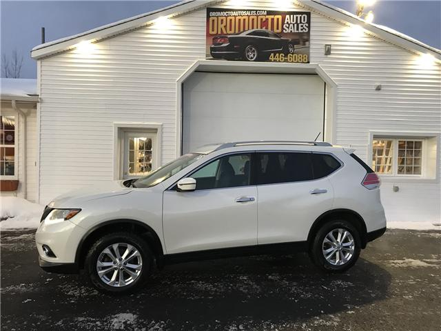 2016 Nissan Rogue SV (Stk: 620) in Oromocto - Image 2 of 12
