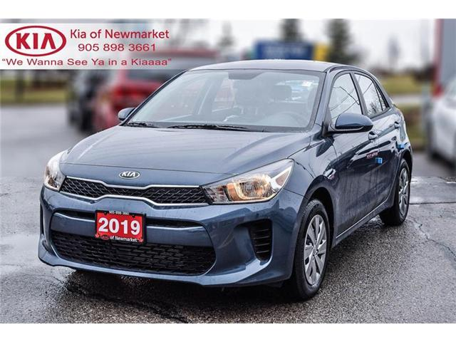 2019 Kia Rio  (Stk: 190205) in Newmarket - Image 1 of 19