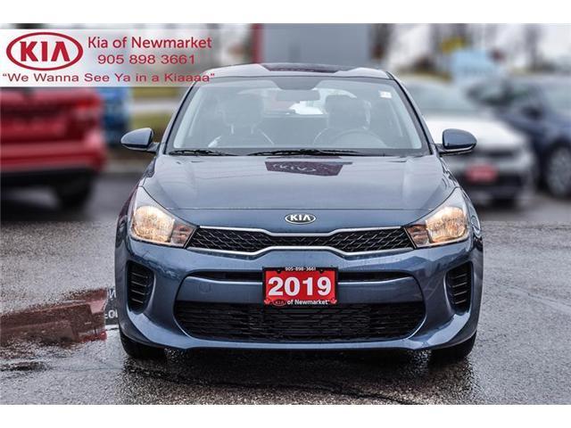 2019 Kia Rio  (Stk: 190205) in Newmarket - Image 2 of 19