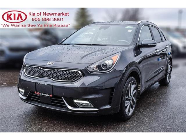 2019 Kia Niro SX Touring (Stk: 190269) in Newmarket - Image 1 of 22