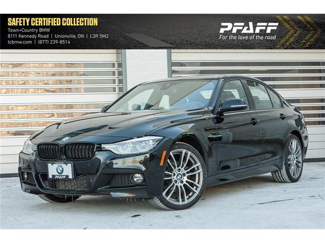 2018 BMW 328d xDrive (Stk: O11782) in Markham - Image 1 of 16