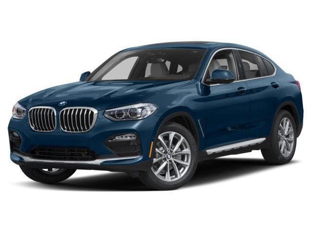 2019 BMW X4 xDrive30i (Stk: N37109) in Markham - Image 1 of 9