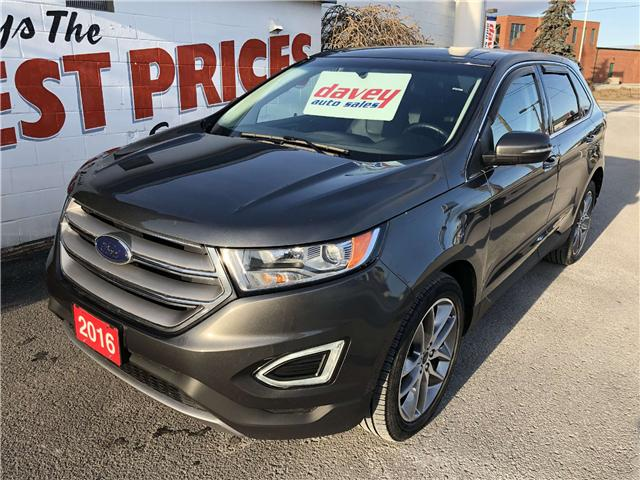 2016 Ford Edge Titanium (Stk: 18-822) in Oshawa - Image 1 of 14