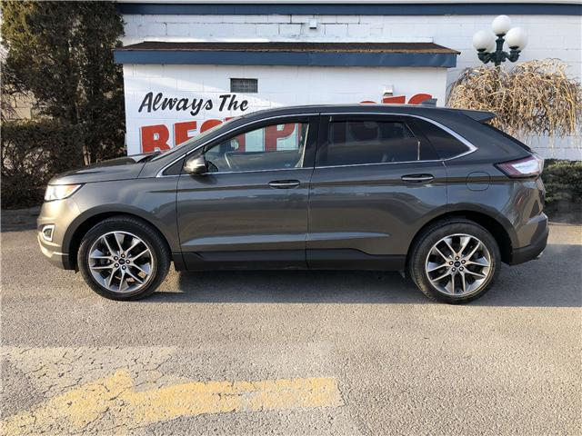 2016 Ford Edge Titanium (Stk: 18-822) in Oshawa - Image 4 of 14