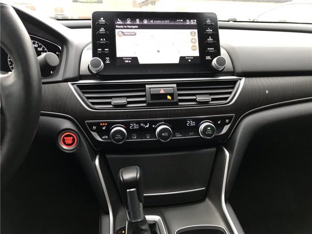 2018 Honda Accord Touring (Stk: JA802843) in Sarnia - Image 5 of 8