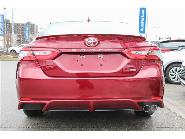 2018 Toyota Camry SE (Stk: 18-552620) in Mississauga - Image 7 of 29