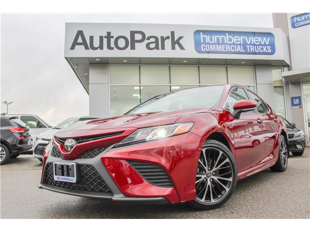 2018 Toyota Camry SE (Stk: 18-552620) in Mississauga - Image 1 of 29