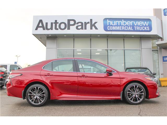 2018 Toyota Camry SE (Stk: 18-552620) in Mississauga - Image 4 of 29