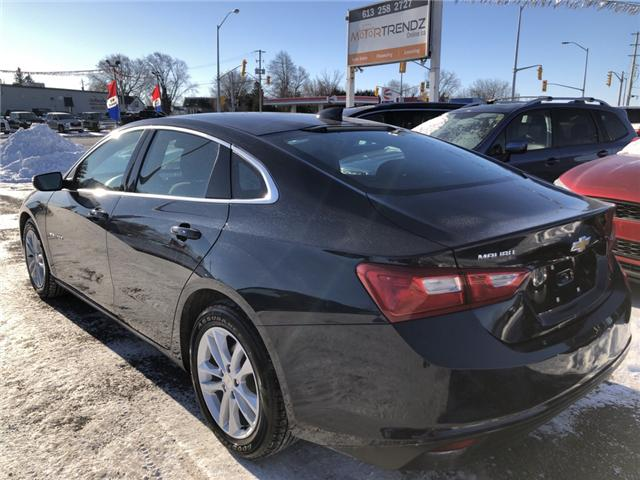 2018 Chevrolet Malibu LT (Stk: ) in Kemptville - Image 3 of 24