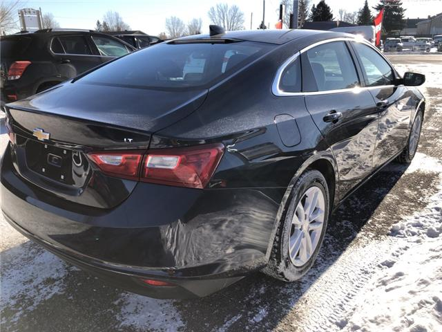 2018 Chevrolet Malibu LT (Stk: ) in Kemptville - Image 5 of 24
