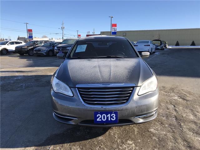 2013 Chrysler 200 LX (Stk: 19007) in Sudbury - Image 2 of 16