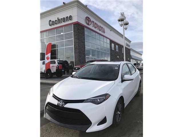 2017 Toyota Corolla LE (Stk: 2747) in Cochrane - Image 1 of 17