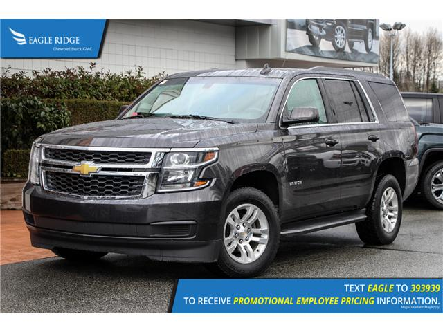 2018 Chevrolet Tahoe LS (Stk: 189483) in Coquitlam - Image 1 of 14