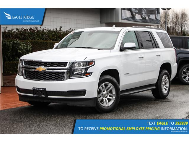 2018 Chevrolet Tahoe LS (Stk: 189482) in Coquitlam - Image 1 of 14
