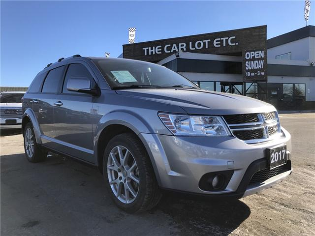 2017 Dodge Journey GT (Stk: 19011) in Sudbury - Image 2 of 15
