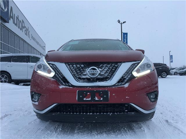 2017 Nissan Murano SV (Stk: 17-64548RJB) in Barrie - Image 2 of 29