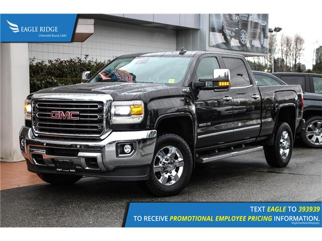 2016 GMC Sierra 3500HD SLT (Stk: 168907) in Coquitlam - Image 1 of 18