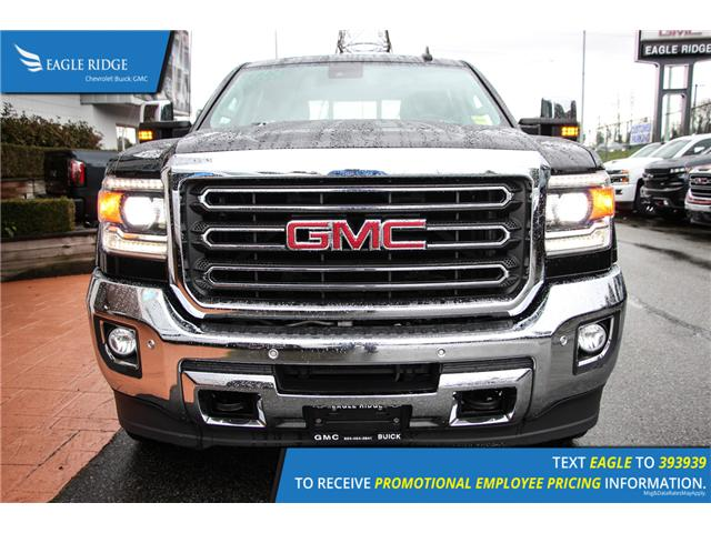 2016 GMC Sierra 3500HD SLT (Stk: 168907) in Coquitlam - Image 2 of 18