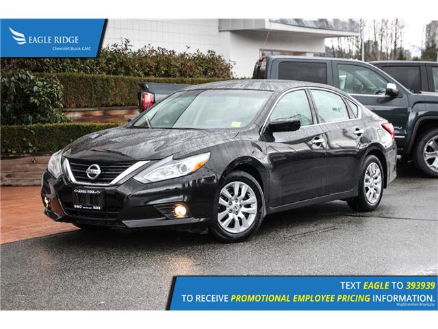 2017 Nissan Altima 2.5 (Stk: 179448) in Coquitlam - Image 1 of 14