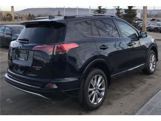 2018 Toyota RAV4 Limited (Stk: 2797) in Cochrane - Image 5 of 19