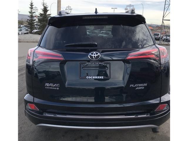 2018 Toyota RAV4 Limited (Stk: 2797) in Cochrane - Image 6 of 19