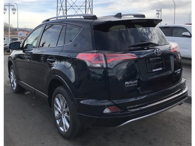 2018 Toyota RAV4 Limited (Stk: 2797) in Cochrane - Image 7 of 19