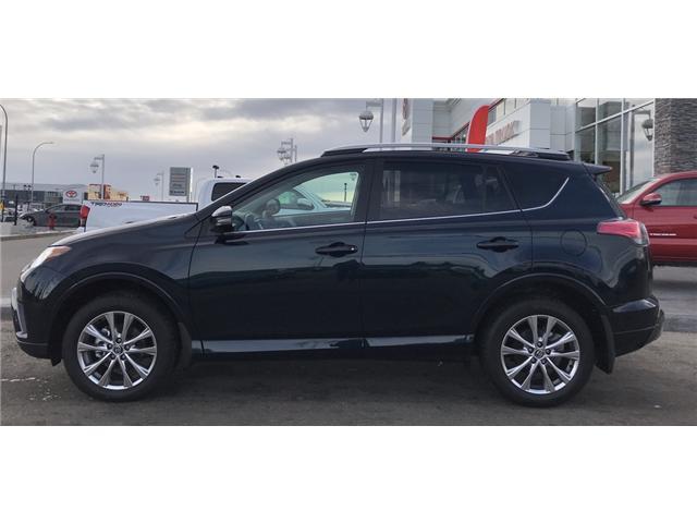 2018 Toyota RAV4 Limited (Stk: 2797) in Cochrane - Image 8 of 19