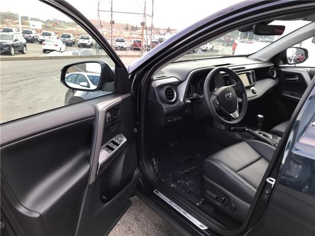 2018 Toyota RAV4 Limited (Stk: 2797) in Cochrane - Image 9 of 19