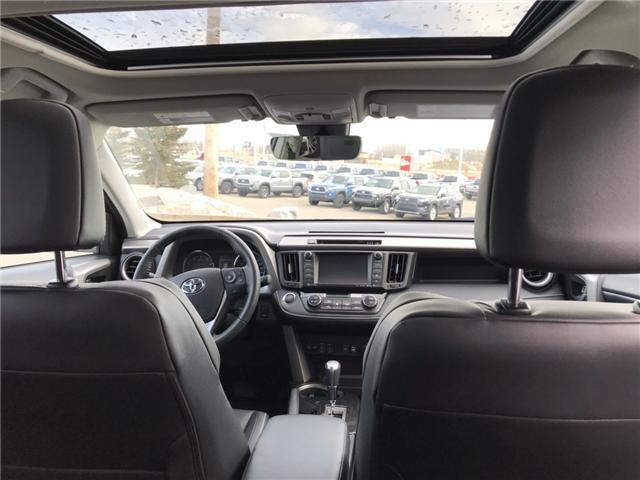 2018 Toyota RAV4 Limited (Stk: 2797) in Cochrane - Image 14 of 19