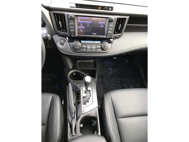 2018 Toyota RAV4 Limited (Stk: 2797) in Cochrane - Image 16 of 19