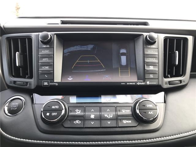 2018 Toyota RAV4 Limited (Stk: 2797) in Cochrane - Image 17 of 19