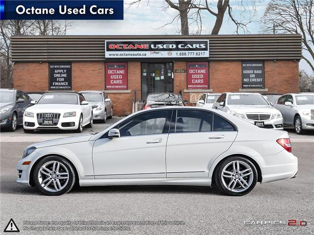 2012 Mercedes-Benz C-Class Base (Stk: ) in Scarborough - Image 3 of 26
