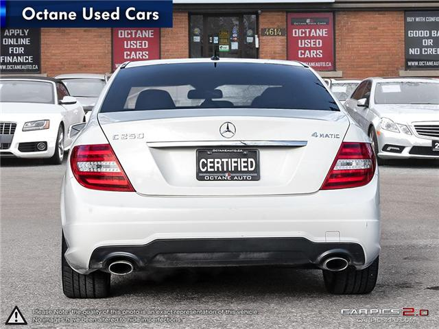 2012 Mercedes-Benz C-Class Base (Stk: ) in Scarborough - Image 5 of 26